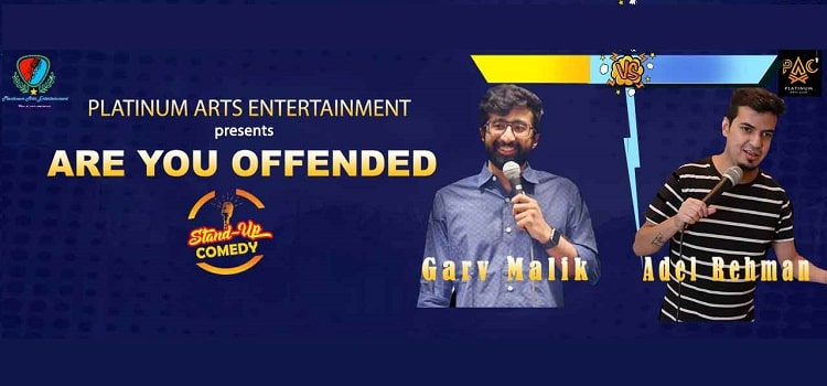 Standup Comedy - Are You Offended In Chandigarh