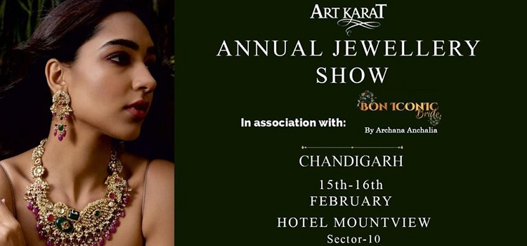 ART KARAT - Jewellery Show At Hotel Mountview