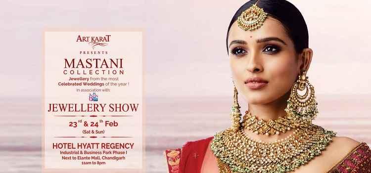 Art Karat Presents Jewellery Show In Chandigarh