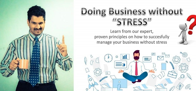 Art of Doing Business Without Stress Online Event