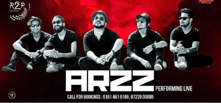 Arzz Band Is Going Live This Saturday At R2P
