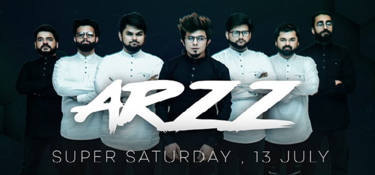 Super Saturday: Arzz Performing Live at Satva
