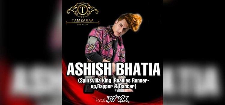 Splitsvilla Fame - Ashish Bhatia In Chandigarh