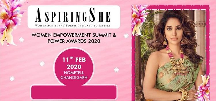 AspiringShe Power Awards 2020 In Chandigarh