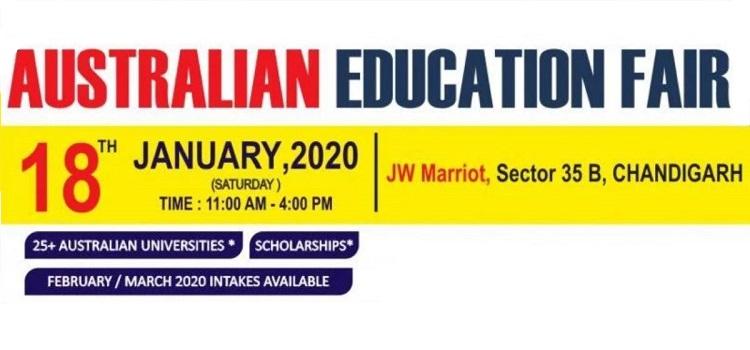 Australian Education Fair At JW Marriott