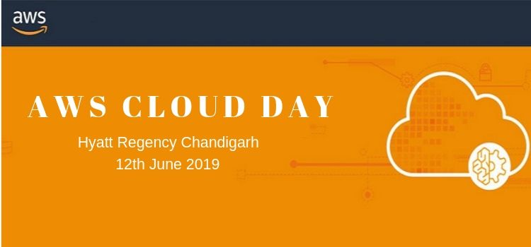 AWS Cloud Day Event At Hyatt Regency Chandigarh