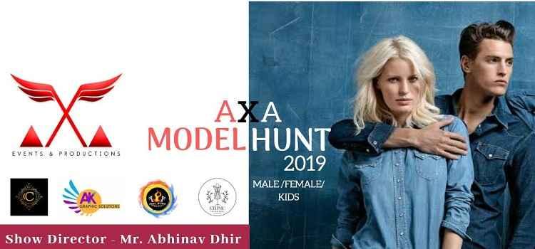 AXA Model Hunt 2019: Chandigarh Auditions