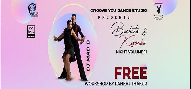 Bachata & Kizomba Workshop At Playboy Club