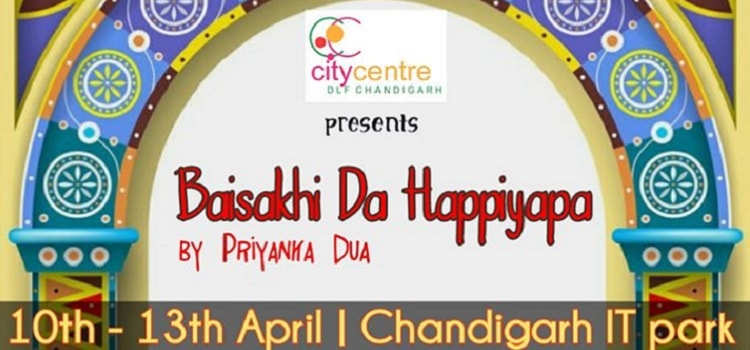 Baisakhi da Happiyapa At DLF Mall Chandigarh by DLF City Centre Mall