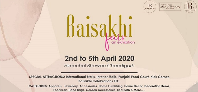 Baisakhi Fair At Himachal Bhawan In Chandigarh by Himachal Bhawan