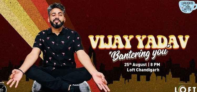 Bantering You Ft. Vijay Yadav At Zee5 Loft