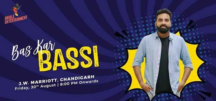 Bas Kar Bassi ft. Anubhav Singh Bassi at JW Marriott