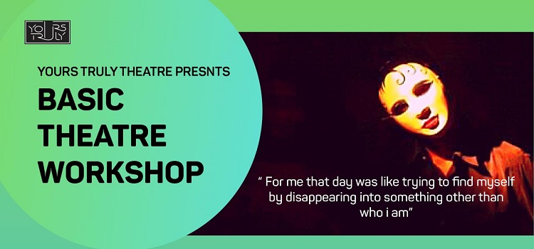 Basic Theatre & Acting Online Workshop by Online Events