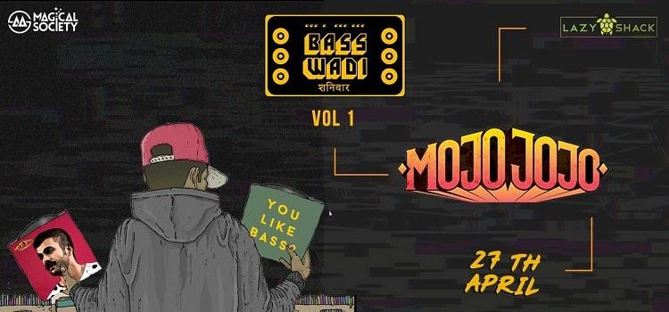 Basswadi Saturday Vol 1 Ft. MojoJojo At Lazy Shack
