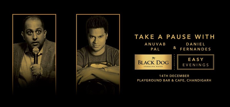 Take A Pause With Anuvab Pal & Daniel Fernandes At Playground 26
