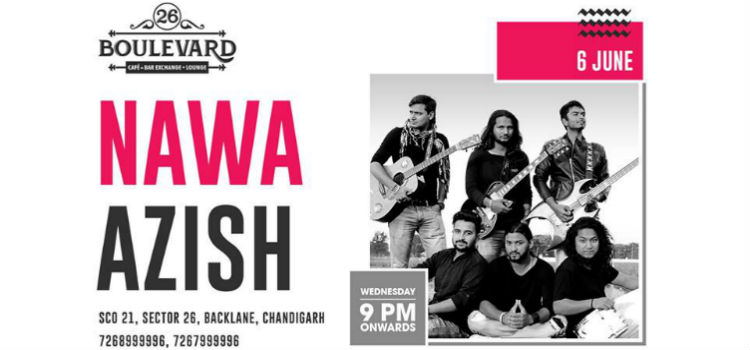 Beat The Mid-Week Blues With Nawaazish Live in Chandigarh!