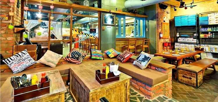 Must Visit Cafes In Gurgaon For A True Gastronomical Affair
