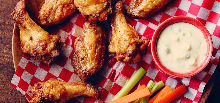 Top 9 Places To Enjoy Chicken Wings In Chandigarh