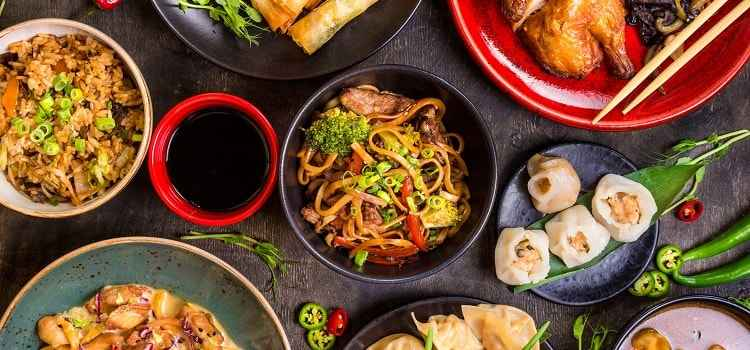 5 Best Chinese Restaurants In Gurgaon