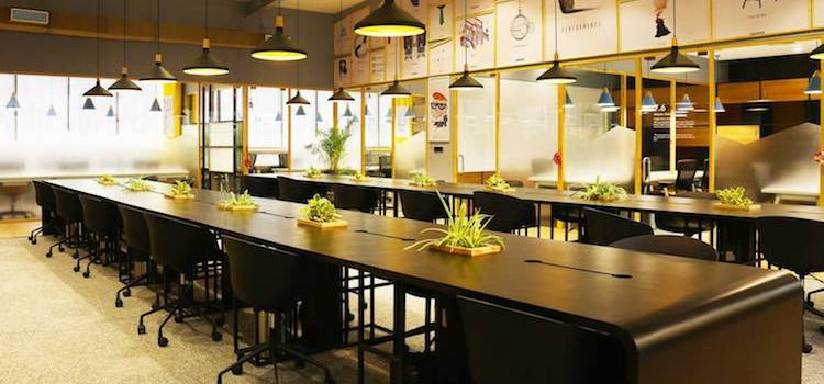 Work Together, Grow Together At These Uber Cool Coworking Spaces In Bangalore