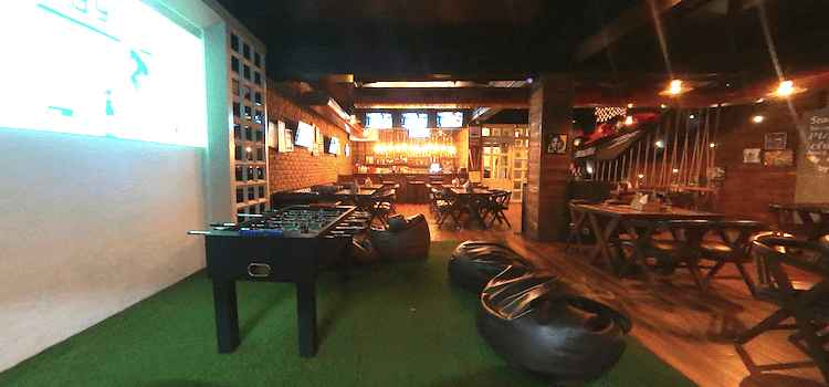 Catch-up Over Drinks, Food And Games At These Spectacular Sports Bars In Chandigarh!