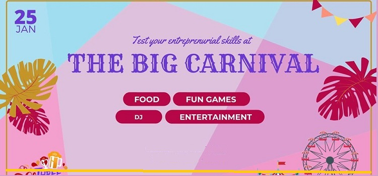 The Big Carnival 2020 At Chandigarh Club by Chandigarh Club