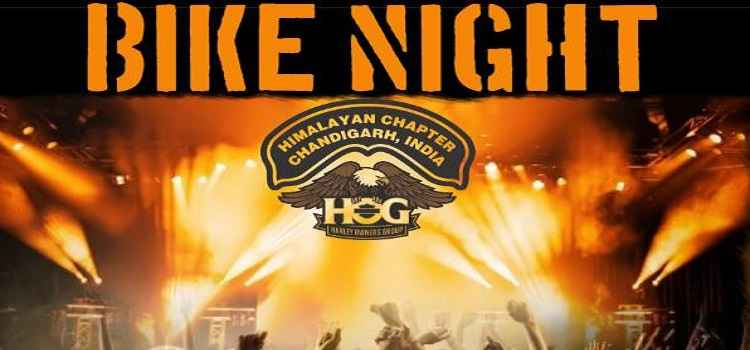 Save The Date For This Year's Last Bike Night In Chandigarh