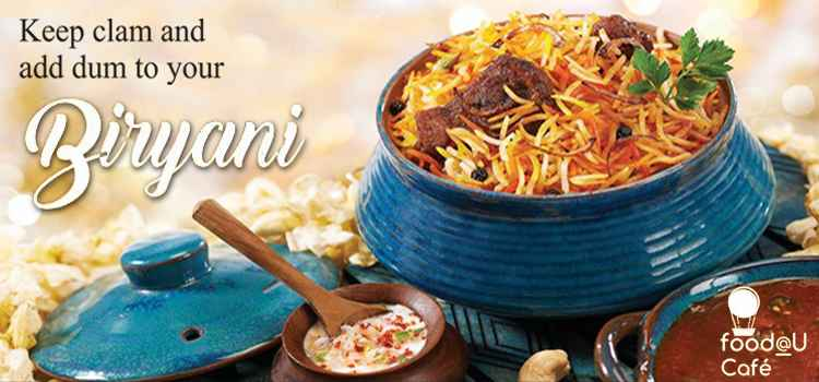Nawabi Tadka by Food@U Cafe: The Ultimate Biryani Festival in Chandigarh