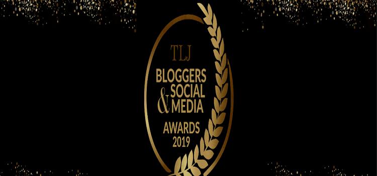 TLJ Bloggers And Social Media Awards at Hyatt