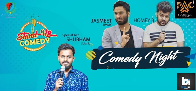Comedy Night At Blue Ice In Chandigarh