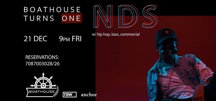 Boathouse Turns One: Kickass Night To Celebrate ft NDS