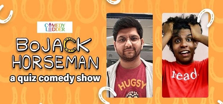 Bojack Horseman - A Quiz Comedy Game show