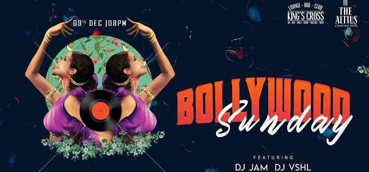 Bollywood Sunday Ft. Dj Jam & Dj Vshl At Kings Cross, Chandigarh