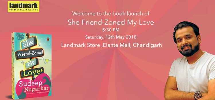 Book Launch: She Friend Zoned My Love At Elante
