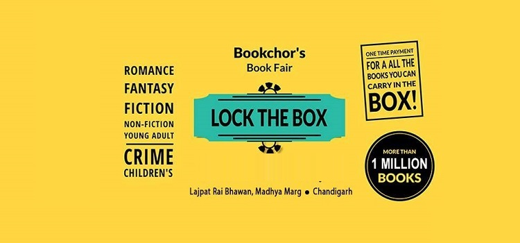 Bookchor's Book Fair In Chandigarh