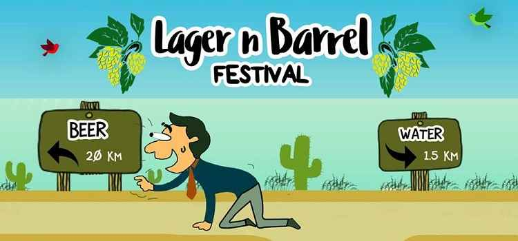 Bottoms Up Chandigarh: Lager N Barrel Festival is Here Again!