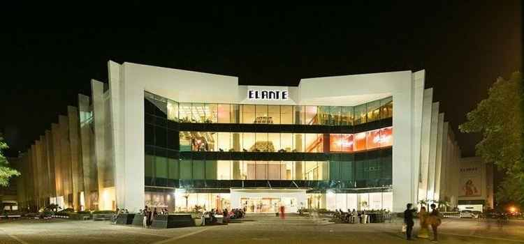 Brands In Elante Mall Chandigarh