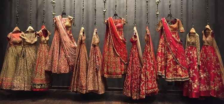 The Top 7 Bridal Boutiques In Chandigarh