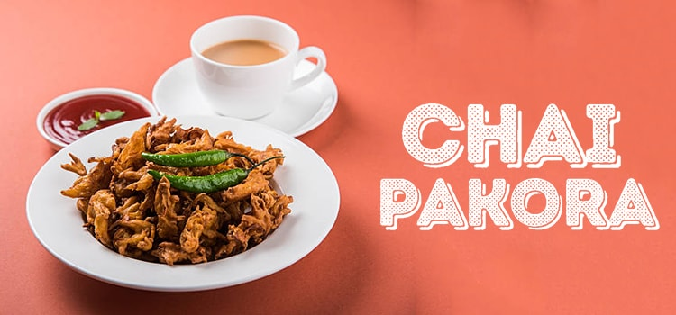 Hello Friends! Chai Peelo... Enjoy Chai-Pakoras This Monsoon At These Cafes In CP