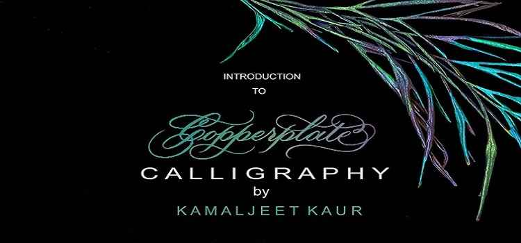 Calligraphy Workshop At Scola Kitchen & Kaffe