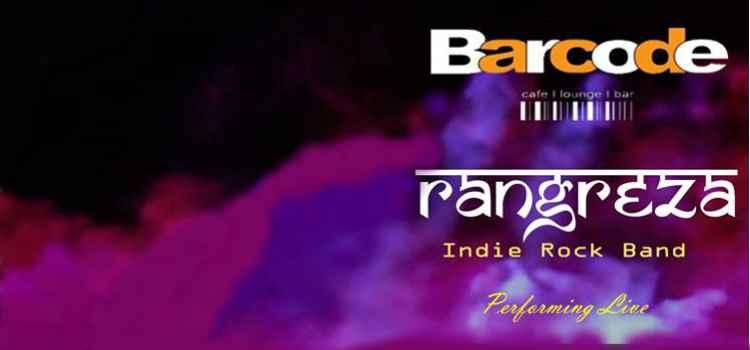 Catch Rangreza Performing Live At Barcode, New Delhi!