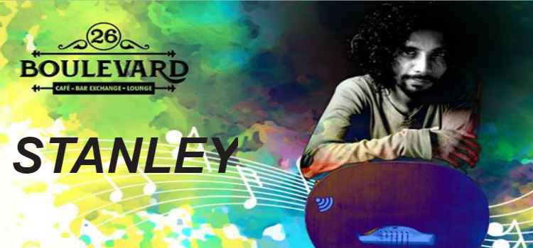 Catch Stanley Performing Live At 26 Boulevard, Chandigarh