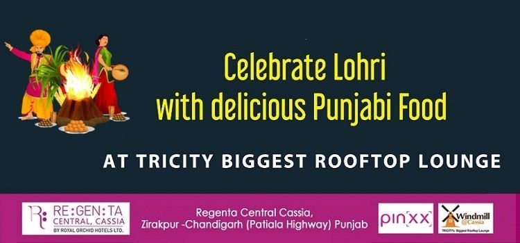 Celebrate Lohri At Regenta Central Cassia