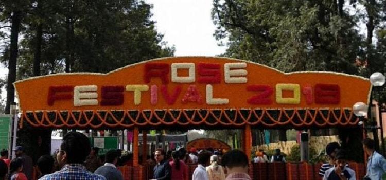 Celebrate Rose Festival 2019 In Chandigarh