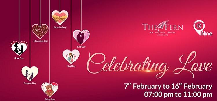 Celebrate Romance At The Fern Ahmedabad