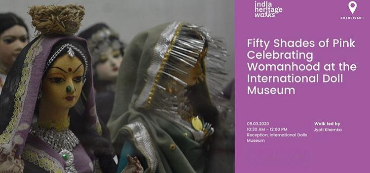 Celebrating Womanhood At International Doll Museum