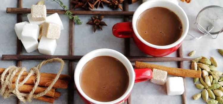 Coffee Dates Are A Bit Mainstream, Let's Try Chai Dates!