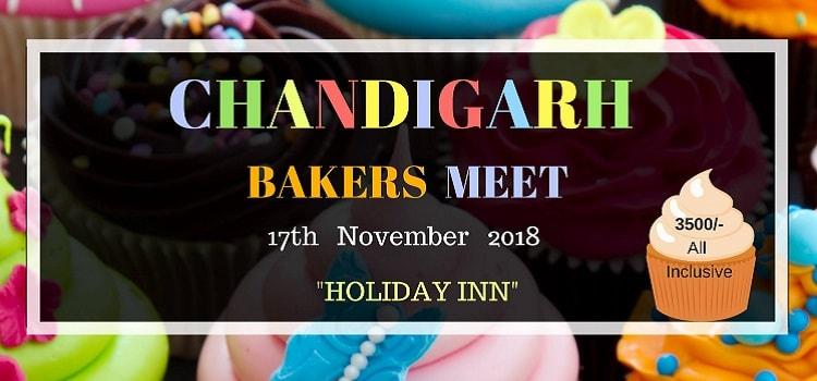 Chandigarh Bakers Meet At Holiday Inn, Panchkula