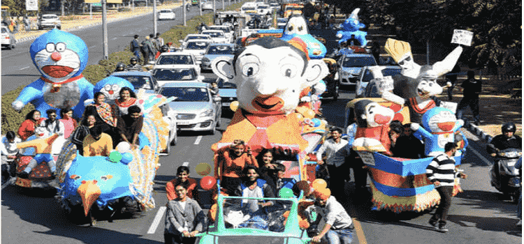 Chandigarh Carnival 2019 Is Here! by Leisure Valley