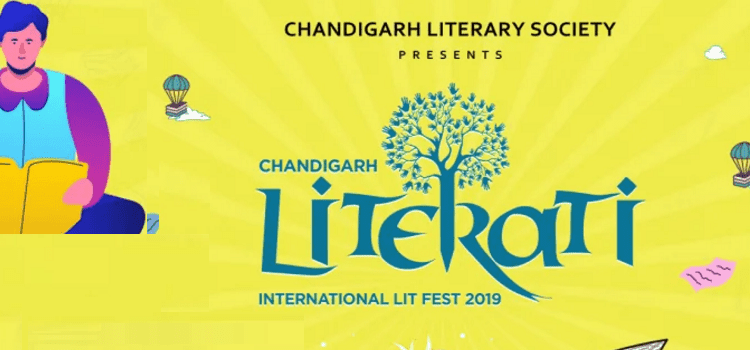 Chandigarh Literati Fest 2019 by Lake Club